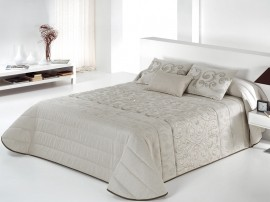 Cuvertura de pat GAREN lino, dimensiune 235 cm x 270 cm