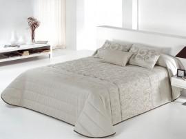 Cuvertura de pat GAREN lino, dimensiune 250 cm x 270 cm