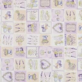 Material textil FRESH LAVANDA